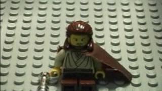 Lego Star Wars: Lightsaber Duels--The Phantom Menace