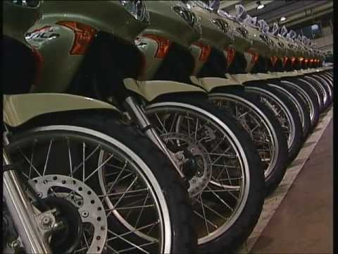 Production - HIA Atessa - Motorcycle Production Video Resource, no commentary.