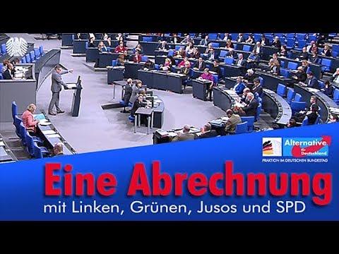 """Eine Abrechnung in sieben Kapiteln Video: """"Best of"""" Martin Reichardt im Deutschen Bundestag 2018"""