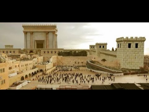 ALERT! Is the 3rd Temple Under Construction??