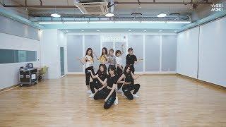 Download Lagu Weki Meki 위키미키 - La La La DANCE PRACTICE Mp3