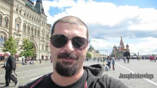Moscow Russia  city photos : Moscow Russia Vlog 6 19 ( Nice People Everywhere)