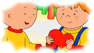 Video Cartoon Caillou | Caillou gets ready for Valentines Day | Cartoons for Children download in MP3, 3GP, MP4, WEBM, AVI, FLV Mei 2017