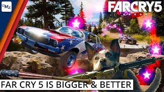 Far Cry 5 Preview - Never a dull moment in Montana