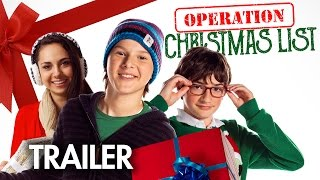 Nonton Operation Christmas List  Trailer  Film Subtitle Indonesia Streaming Movie Download