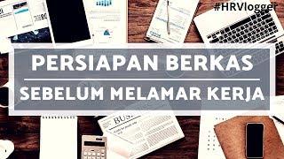 Download Video BERKAS LAMARAN KERJA AMPUH DI MATA HRD (2018) - HRVlogger MP3 3GP MP4