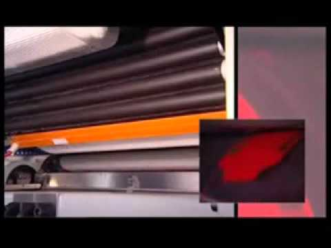 Sheetfed Gravure (видео)