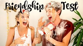 Ultimate Friendship Test with Mark | Zoella by Zoella
