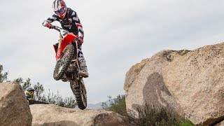 3. 2019 Honda CRF450RX Review | Best 2019 450 Off-Road Dirt Bikes