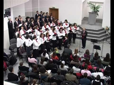 Canta corul ingeresc & Ingeri ce-ati cantat in slava - Corul Bisericii Salem