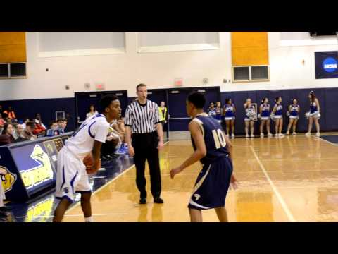 Boys Basketball WCAC Quarterfinals Good Counsel vs. OConnell 2/23/2013