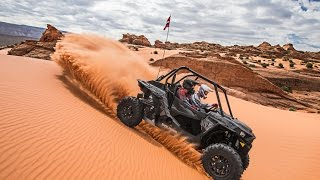 7. 168 HP 2017 Polaris RZR XP Turbo and Turbo 4 First Look