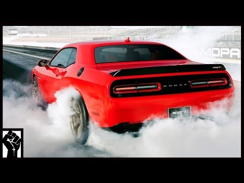 The 707 HP V8 Dodge Challenger Hellcat $60,990 Price, 199 Top Speed