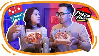 Video PIZZA HUT vs DOMINOS PIZZA !! Mari kita bandingkan ! MP3, 3GP, MP4, WEBM, AVI, FLV Februari 2019