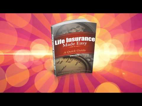 Life Insurance Made Easy: Whole life insurance policy and term life insurance coverage questions