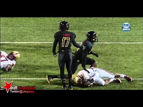 Andre Williams vs Maryland 2013 video.