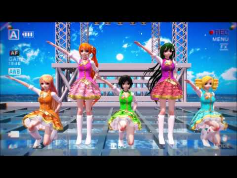 【MMD】Bar Bar Bar 【PPGZxCrayon Pop】+ DL's