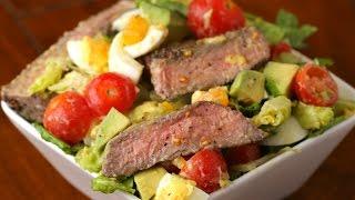 Steak & Avocado Salad by Tasty