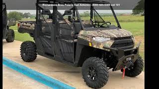 8. 2019 Polaris® Ranger Crew® XP 1000 EPS Back Country Editi...