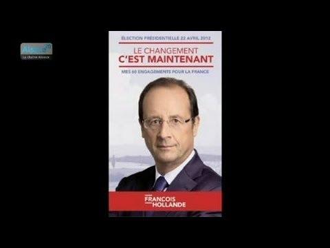 François Hollande impopulaire en Alsace