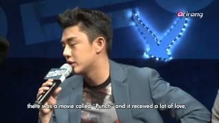 Nonton Showbiz Korea - PRESS CONFERENCE OF THE NEW MOVIE