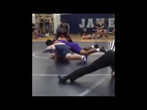 Video - Sliding Wrestling Referee