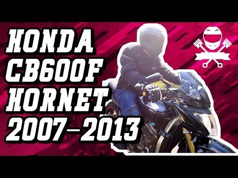 Honda CB 600F Hornet - najlepszy naked w swojej klasie? Nasza opinia 10 lat po premierze!