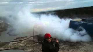 F150 burnout 2