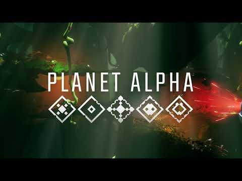 Planet Alpha #1