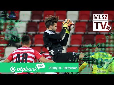 19. forduló: DVTK - Mezőkövesd 1-1 (0-0)