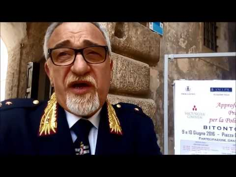 Polizia locale pugliese a convegno a Bitonto su omicidio e lesioni personali stradali