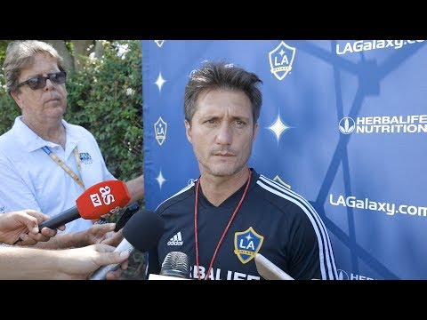 Video: WATCH: LA Galaxy head coach Guillermo Barros Schelotto previews Montreal Impact match