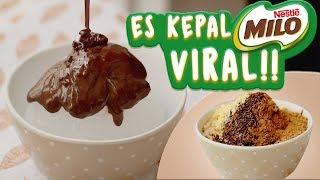 Download Lagu CARA MEMBUAT ES KEPAL MILO VIRAL!!   RESEPI AIS KEPAL MILO Mp3