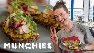 How-To: Make Danish Open-faced Sandwiches by Munchies