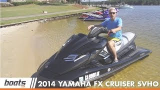 10. Yamaha FX Cruiser SVHO: PWC Performance and Luxury
