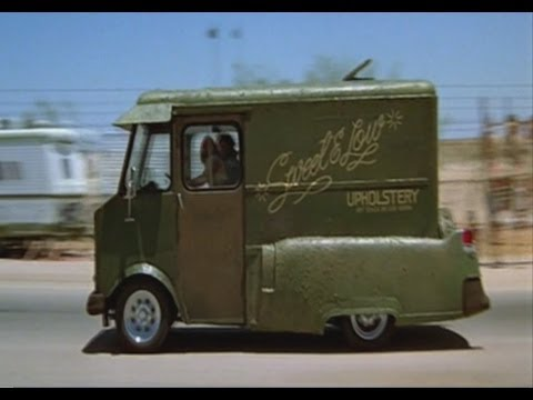 Cheech & Chong - Lost Due To Incompetence (Theme For A Big Green Van)