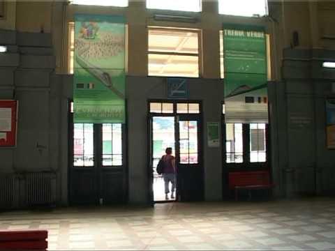 Pregatiri in gara Sinaia