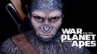 Only In Ur Mind: Welcome to Only In Ur Mind.  This week's makeup was very cool because I did an ape from the movie War on the Planet of the Apes.  I really enjoyed this makeup because it was very challenging and just an awesome makeup to try.   I hope you enjoy the makeup as much as I did!Make-up used mehron paradise paint: white and starblend in blackWolfe face: 012Cameleon: blackFAB: gun metal, tan 018, and Indian brown Graftobian: crème liner in plumEye shadow: brownFor most of the products I used please check out my affiliate link: https://store.facepaint.com/tasharo.htmlmusic by: Dangerous by Kevin MacLeod is licensed under a Creative Commons Attribution license (https://creativecommons.org/licenses/by/4.0/)Source: http://incompetech.com/music/royalty-free/index.html?isrc=USUAN1100414Artist: http://incompetech.com/
