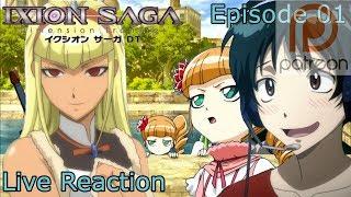 Nonton Ixion Saga Dt Episode 1 Live Reaction Film Subtitle Indonesia Streaming Movie Download