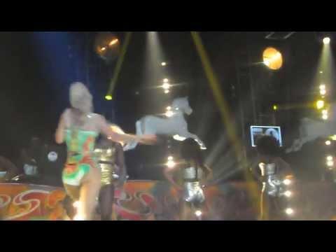 Iggy Azalea Beat Down Live Radio 1's Big Weekend