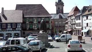 Obernai France  city pictures gallery : Obernai, Alsace, France