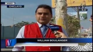 Contraloría Regional continúa inspeccionando estado de vías, avenidas y calles en Chiclayo (Canal N)