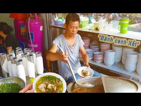 Độc đáo Bánh Canh Gọt 20k hiếm thấy ở Sài Gòn - Thời lượng: 14:37.