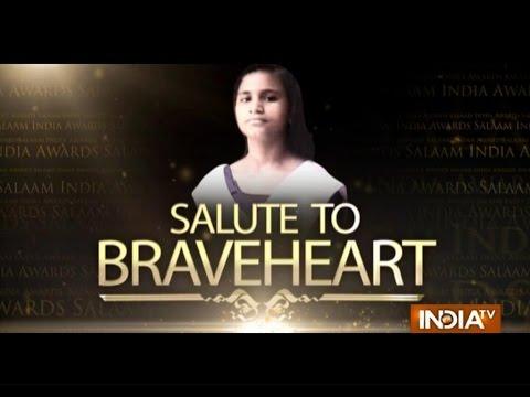 "India TV Special: ""Salaam India Awards 2014""- Rosy Ara 25 October 2014 11 PM"