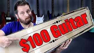 Video I Just Bought a $100 Guitar...And it's FANTASTIC! MP3, 3GP, MP4, WEBM, AVI, FLV Februari 2019