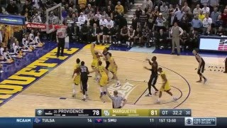 Ben Bentil All 42 vs. Marquette