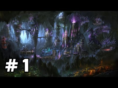 Might & Magic Heroes VII: Dungeon Campaign Part 1 (Vayaron and Malwen - Map 1)