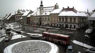 Maribor (Glavni trg) - 15.01.2013