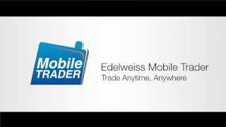 Edelweiss Mobile Trader YouTube video