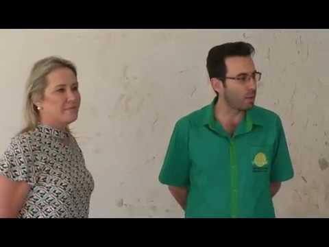 Coogavepe faz doação de alimentos da festa dos garimpeiros para Ação Social